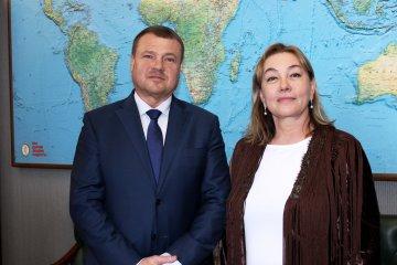 Школа Арины Шараповой и Росгосцирк договорились о совместной работе
