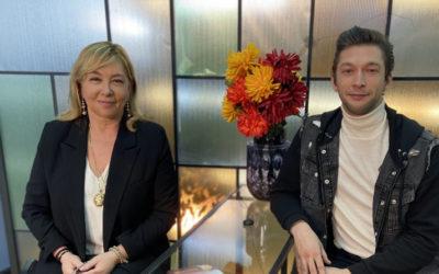 Иван Забелин поделится секретами работы над голосом актера озвучивания