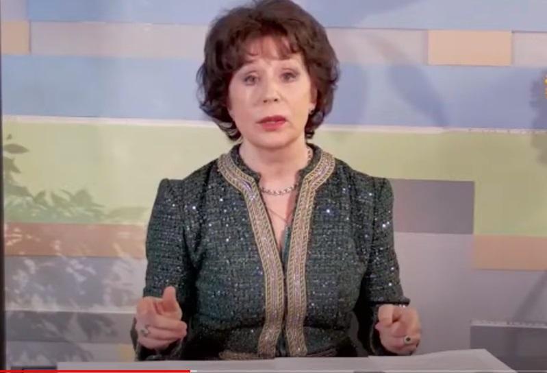 Серию встреч с Галиной Преображенской завершил рассказ об истории кино