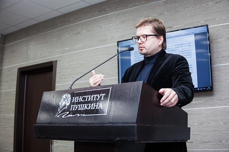 Павел Родькин провёл для школьников мастер-класс «Секрет успеха на YouTube»