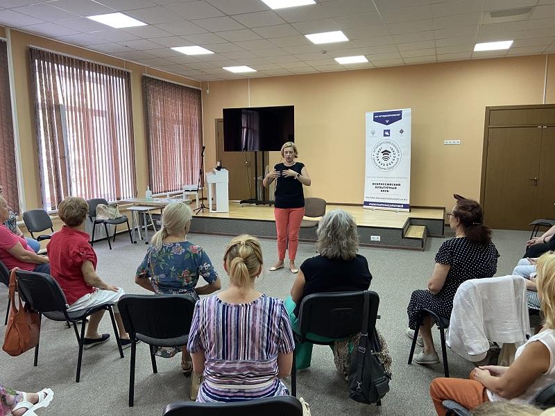 Ольга Васильева: «Готовьте голос к хорошему звучанию, как только проснетесь»