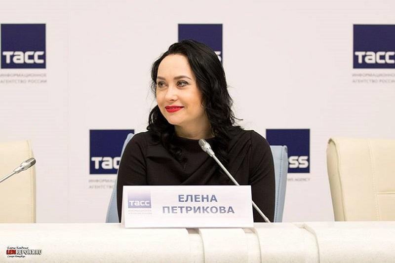 Интервью с главным режиссёром Росгосцирка Еленой Петриковой